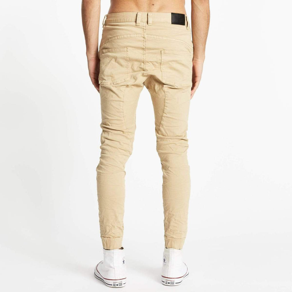 Zeppelin Pant Overdyed Tan