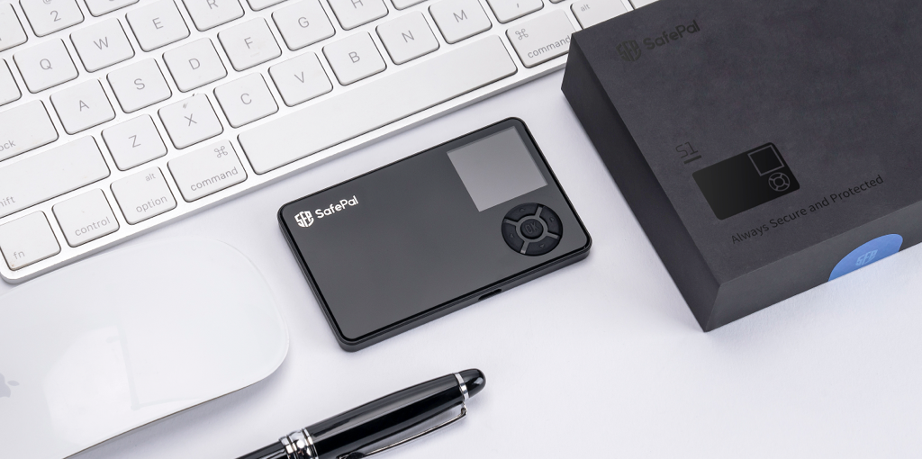 <strong>[Pre-order] SafePal S1<br> Hardware Wallet<br> (Shipped by April 15th)</strong>