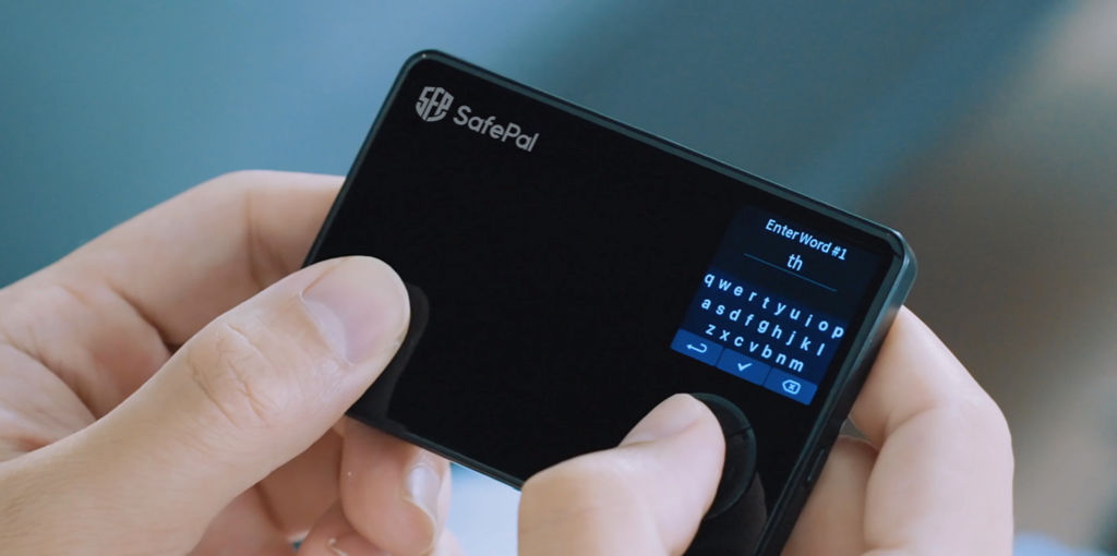 <strong>[Pre-order] SafePal S1<br> Hardware Wallet<br> (Shipped by May 31th)</strong>