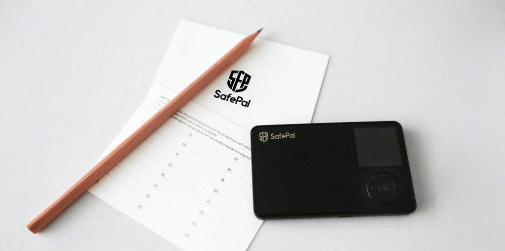 <strong>SafePal S1<br>Hardware Wallet</strong>