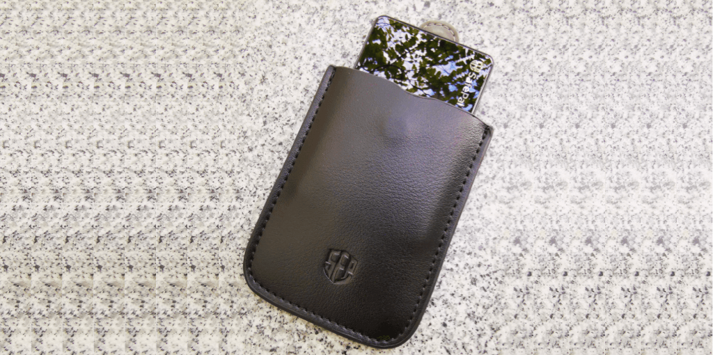 <strong>SafePal Leather<br>Protective Case</strong>