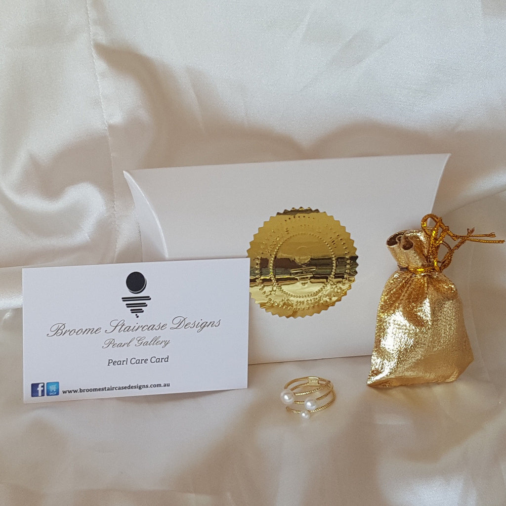 Broome Staircase Logo Gift Boxes and Gift Wrapping