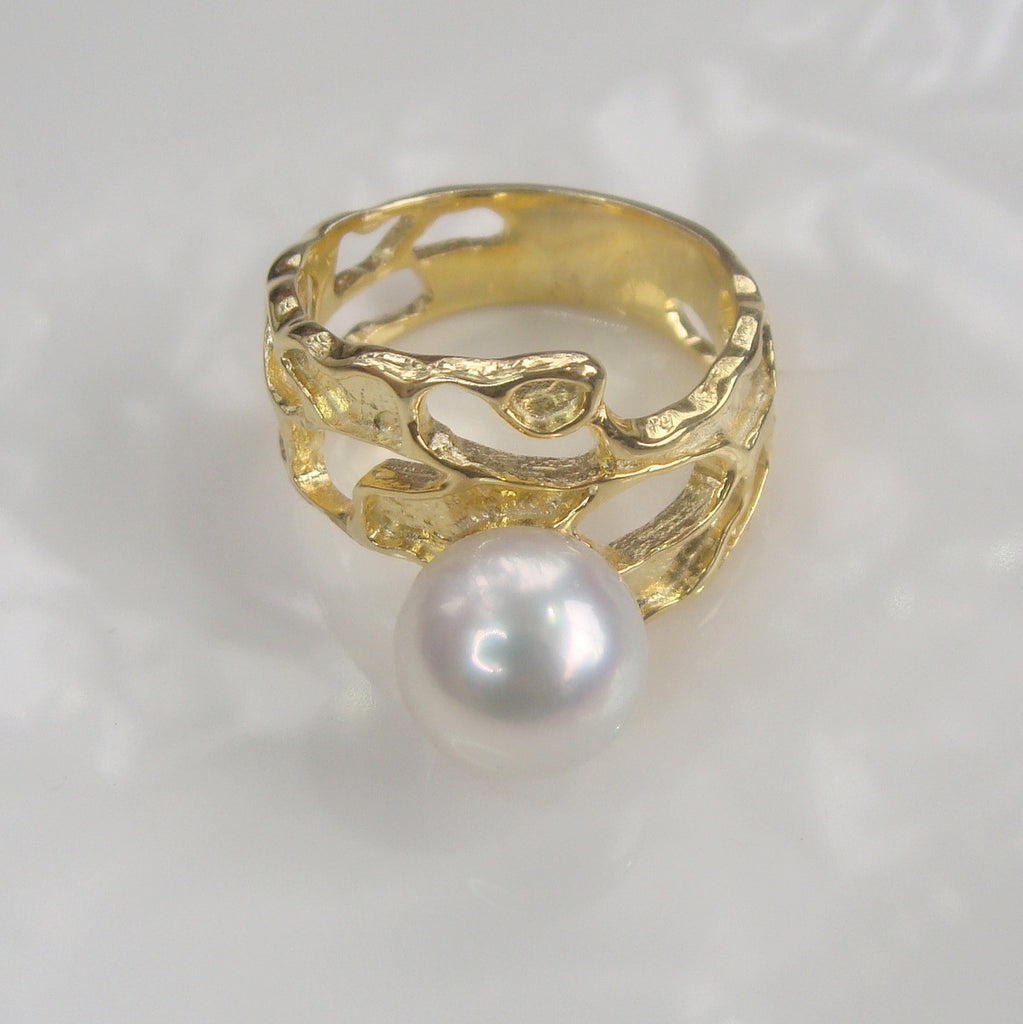 Broome South Sea Pearl Ring