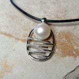 Pearl Pendant Moonlight Bay Staircase to the Moon
