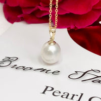 9ct Cultured Freshwater Pearl Pendant
