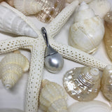Sterling Silver Broome Pearl Pendant