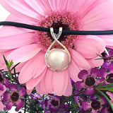 Mabe Cultured Pearl Pendant
