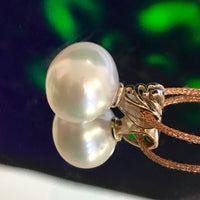 Broome South Sea Pearl Pendant 9cty
