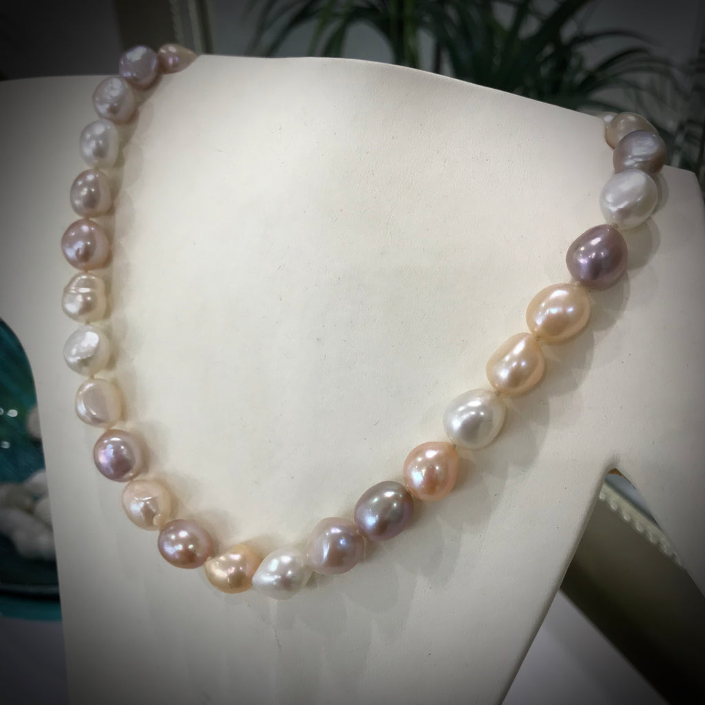 Cultured Freshwater Pearl Strand Necklace