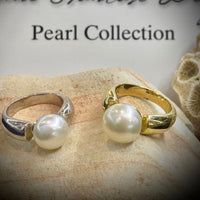 Broome Pearl Ring