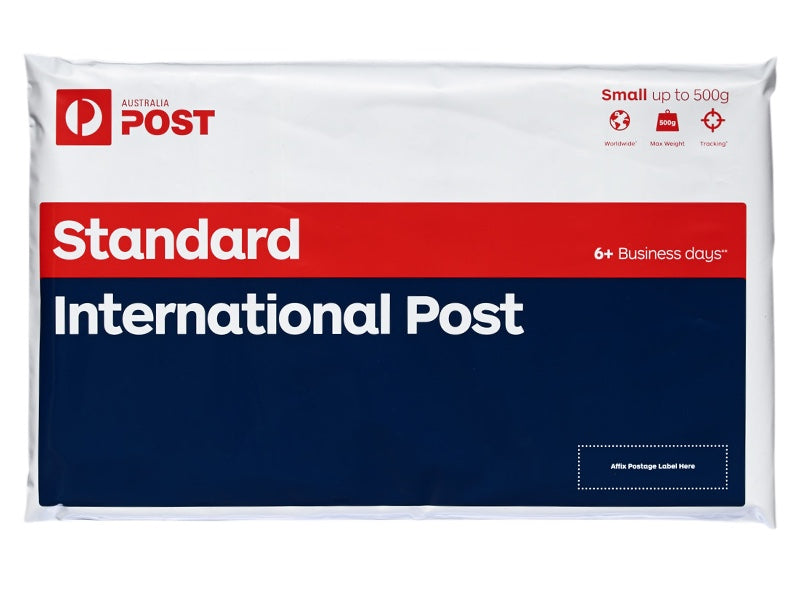 Postage - International Tracking
