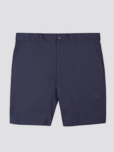 Ben Sherman Slim Stretch Chino Shorts - Dark Navy