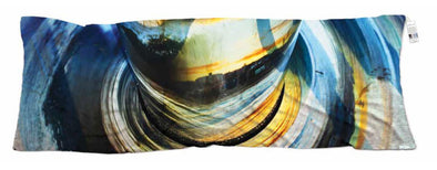 The Artist Label Sculpture Swirl Scarf