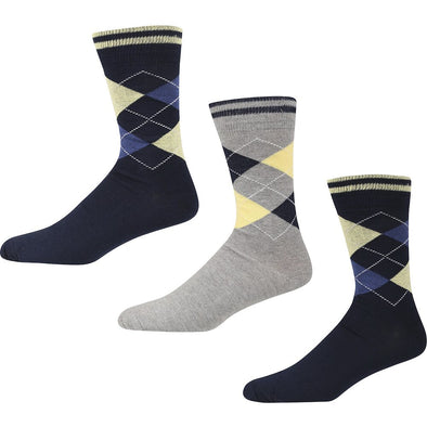 Ben Sherman 3 Pack Socks - Grand Flaneur