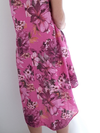 Helga May Tank Dress: Hawaii - Hot Pink