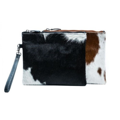 Jodie Cowhide Purse