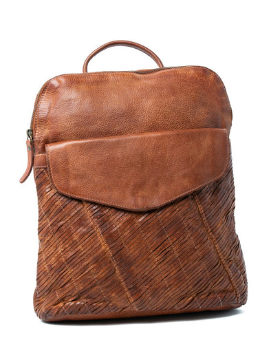 Stella Leather Backpack