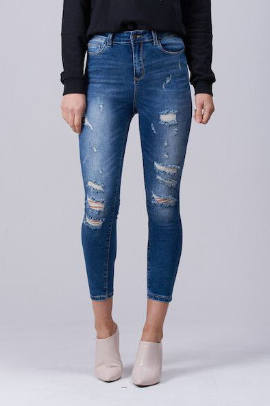 Honey Highwaisted  Jean