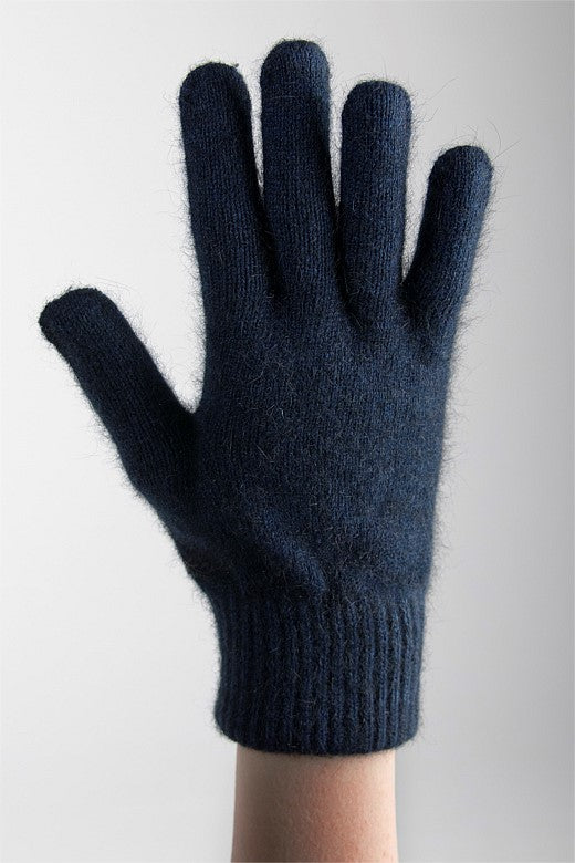 Merino Mink Gloves