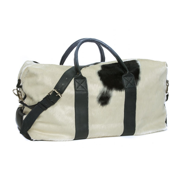 Rodeo Cowhide Travel Bag