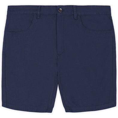 Ben Sherman Plain Canvas Short - Dark Navy