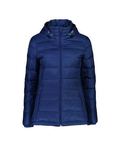 Lynn Jacket - Petrol Blue