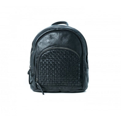 Kathy Leather Backpack