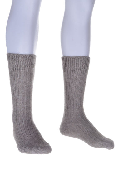 McDonald Possum Merino Ribbed Socks