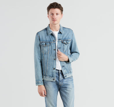 Levi Strauss Killebrew Denim Trucker Jacket