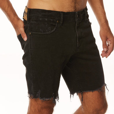 Wrangler Smith Denim Short Smoke Rising