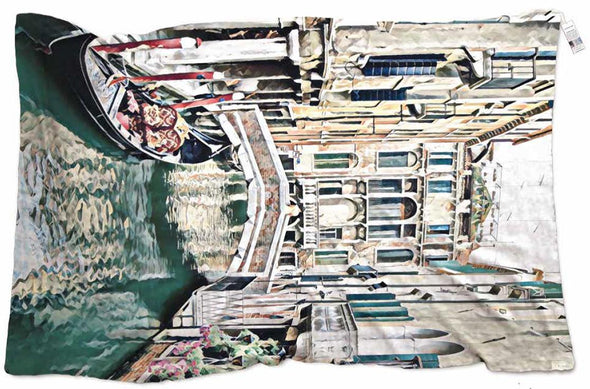 The Artist Label (Extra Large) Venezia Reflections Scarf
