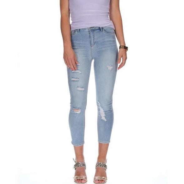 Honey Denim - Cassius Highwaisted Jean