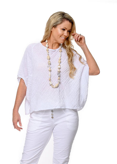 Sosie Top - White