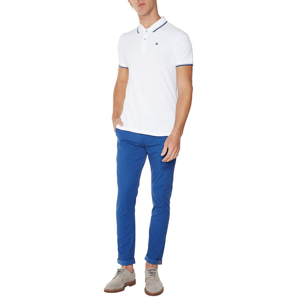 Ben Sherman The Romford White Polo