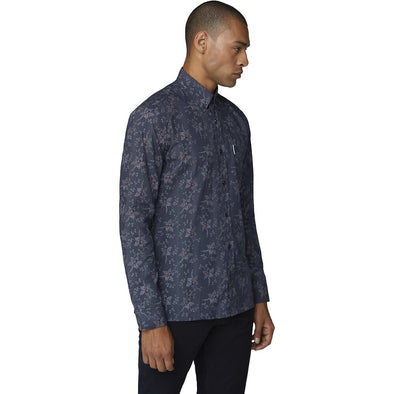 Ben Sherman Archive Astoria Long Sleeve Shirt