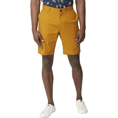 Ben Sherman Slim Stretch Chino Shorts - Gold