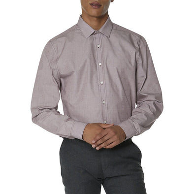 Ben Sherman Long Sleeve End on End Shirt