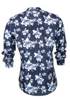 Cutler & Co Lily Flower Blake Long Sleeve Shirt