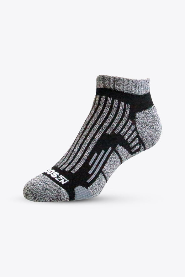 Coolmax Unisex Low Cut Sock - 2 Pack