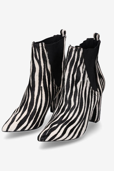 Hey Monday Riccardo Zebra Boot