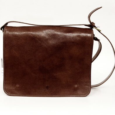 Italian Entire Leather Satchel