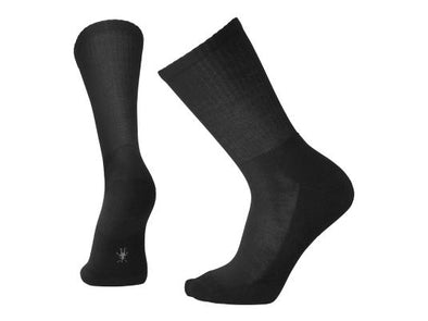Smartwool Men's Heather Rib Crew Socks - Medium Cushion