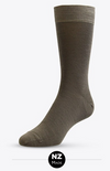 Merino Unisex Dress Socks - Single Pack