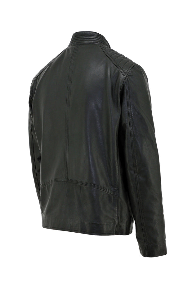Harrison Leather Jacket