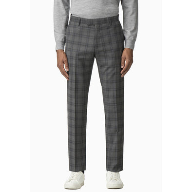 Ben Sherman Textured Check Trouser