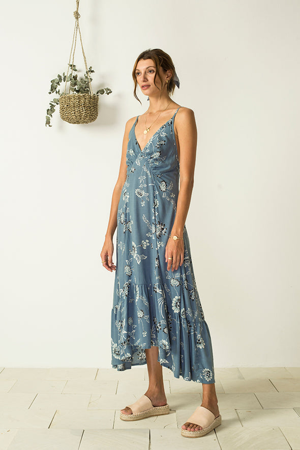 Blue Magnolia Gabriella Maxi Dress