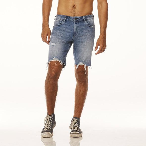 Wrangler Smith Denim Short Tripp Blue