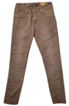 Womens Reversible Jeans - Brown & Bouquet