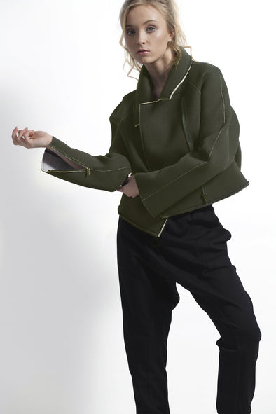 dref-by-d - Miso Jacket Khaki