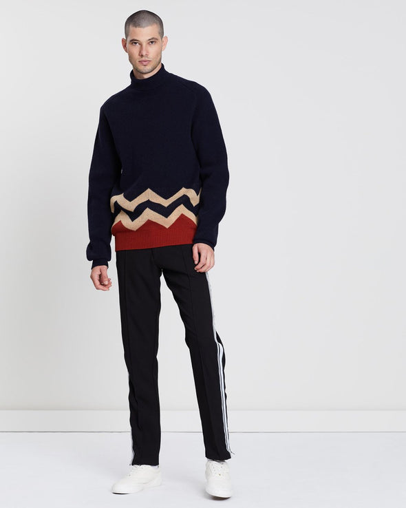 Ben Sherman Lambswool Rollneck
